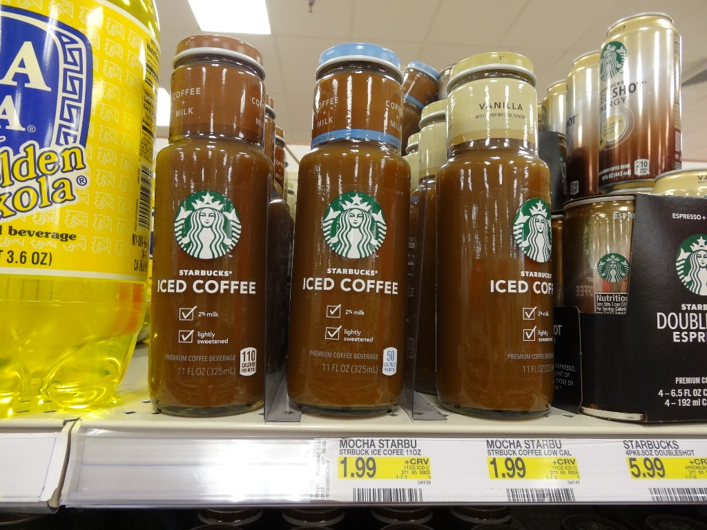 Starbucks Iced Coffee Is Costco Cheaper