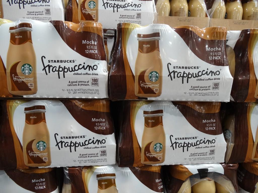 Starbucks Mocha Frappuccino Costco