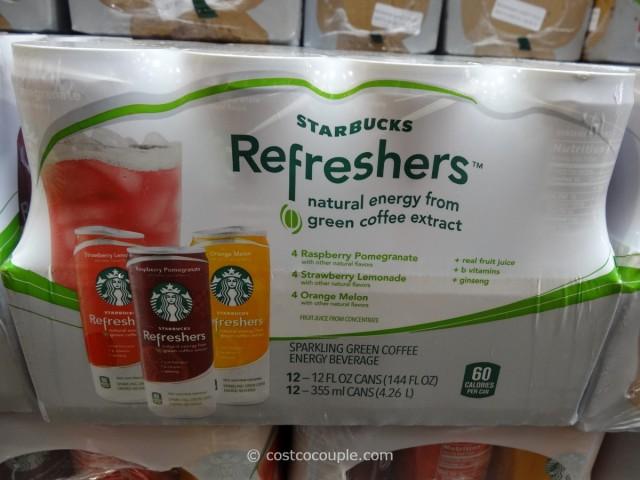 Starbucks Refreshers Costco 6