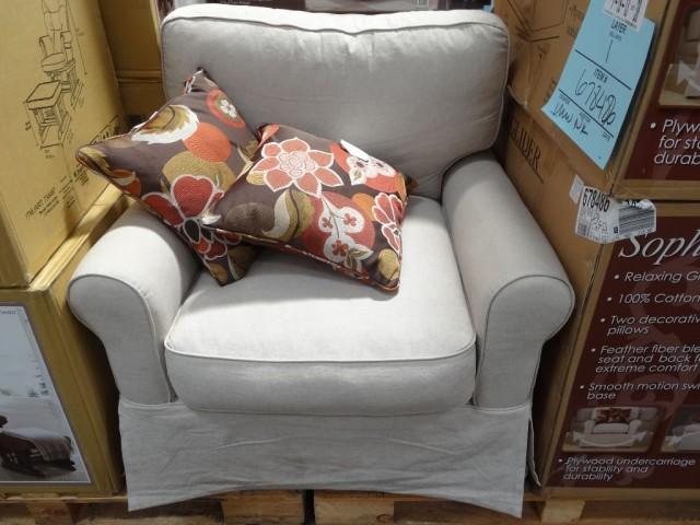 Synergy Sophia Glider Chair