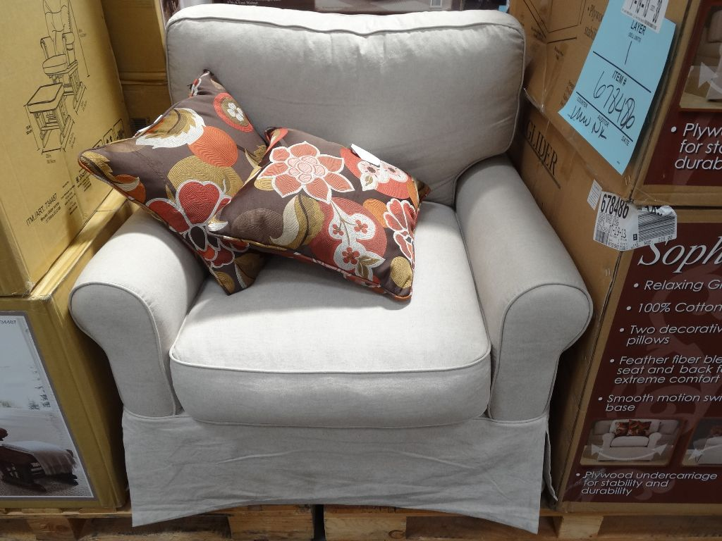 Synergy Sophia Glider Chair Costco