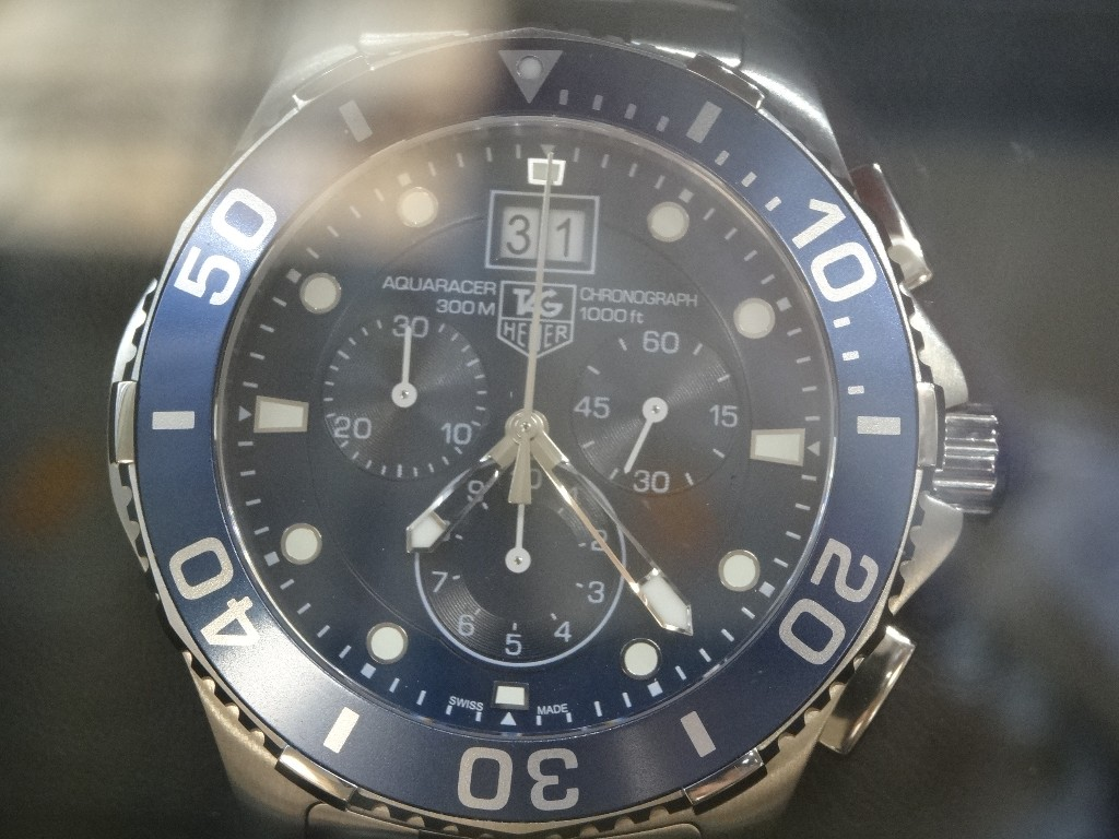 Tag Heuer Aquaracer Costco