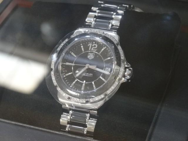 Tag Heuer Ladies Formula 1 Watch Costco