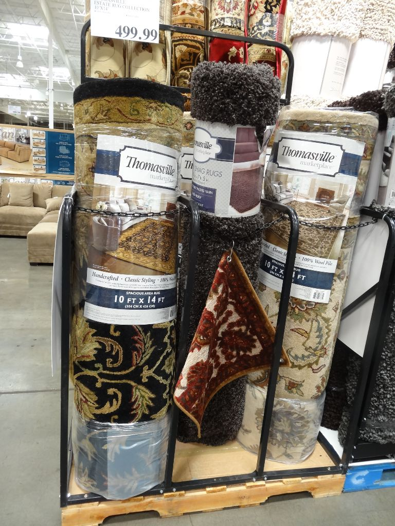 Perfect Thomasville Estate Wool Rug Costco