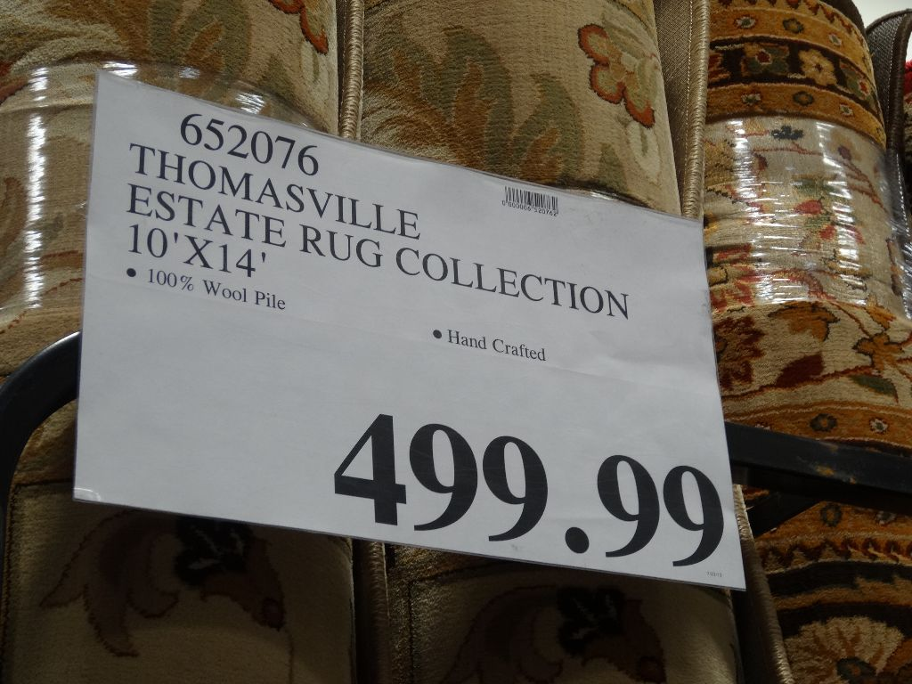 ... Thomasville Estate Wool Rug Costco