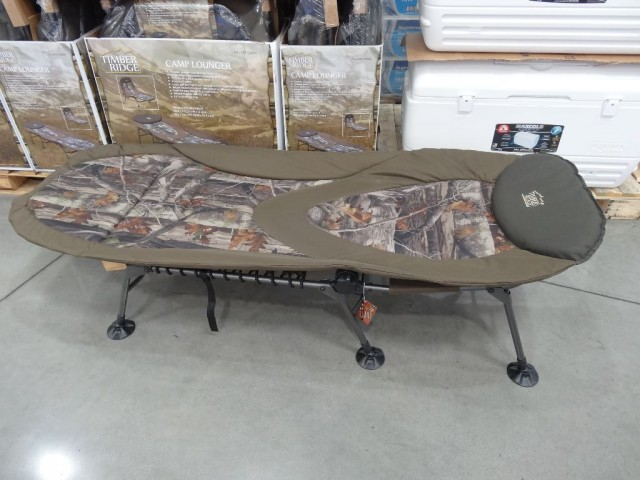 Timber Ridge Camp Lounger Costco