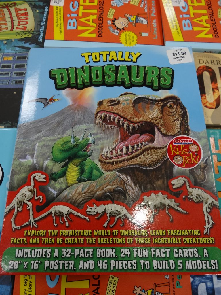 Totally Dinosaurs Costco