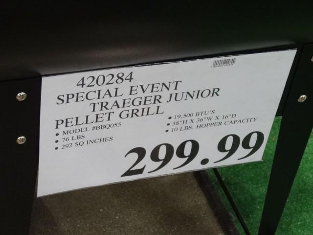 Traeger Wood Pellet Grills Costco