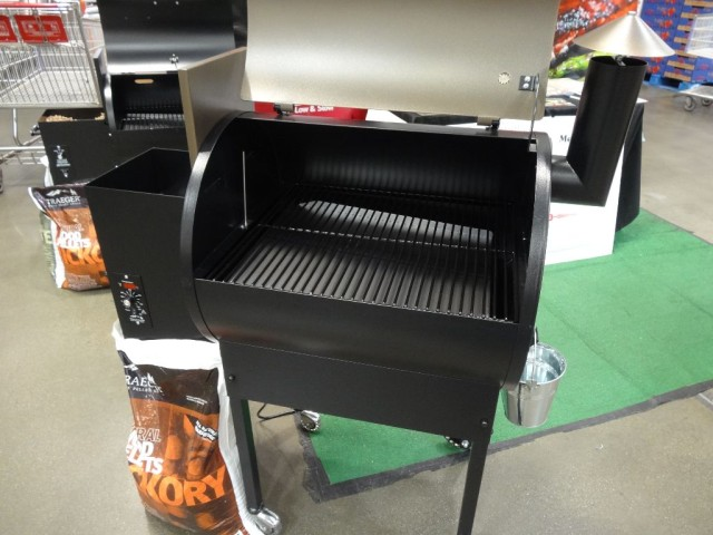 Traeger Wood Pellet Grills Costco