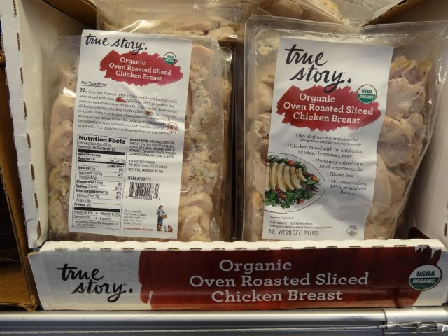 True Story Organic Chicken Breast Strips Costco