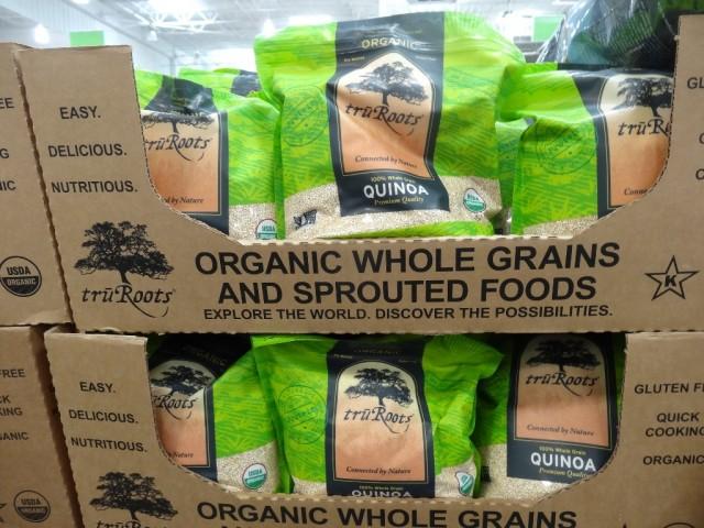 Truroots Organic Quinoa Costco