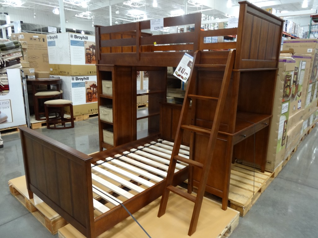 Universal Furniture Garrett Twin Bunk Beds Costco