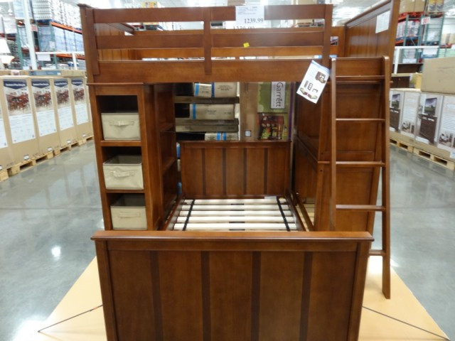 Universal Furniture Garrett Twin Bunk Beds Costco