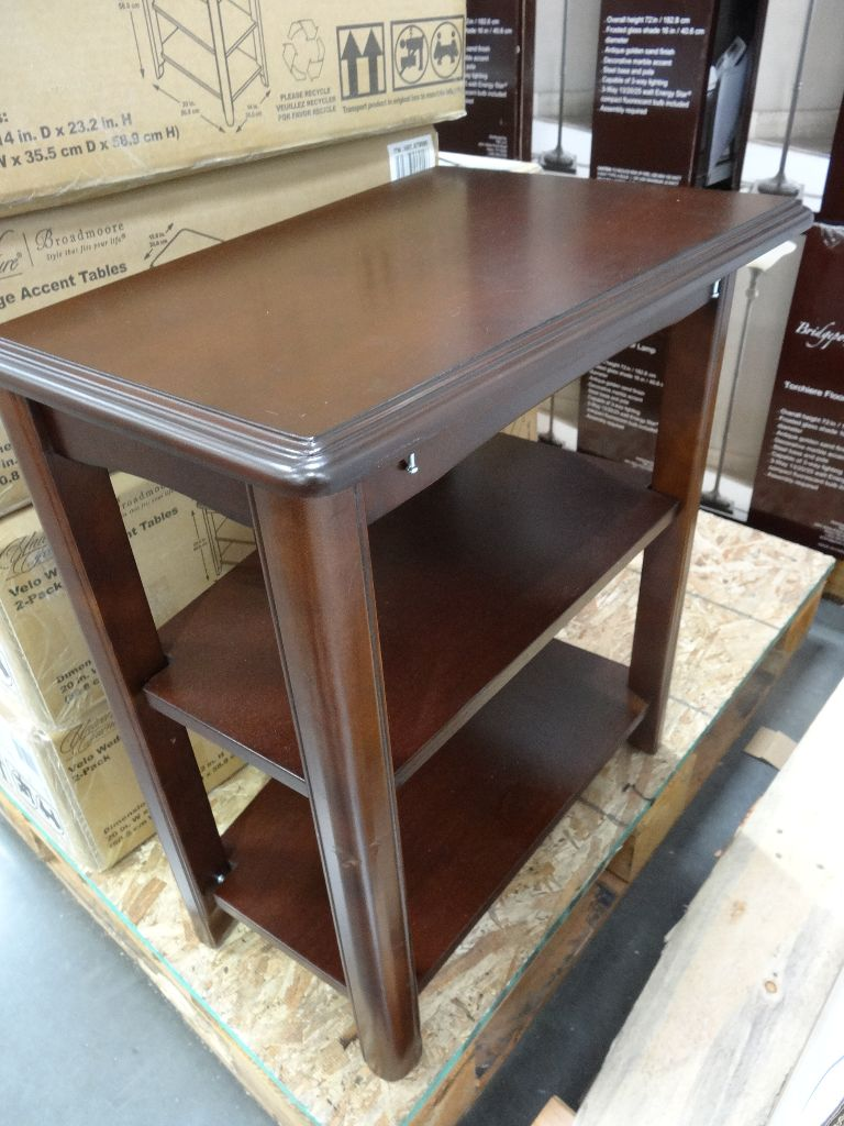 Universal Furniture Velo Wedge Tables Costco