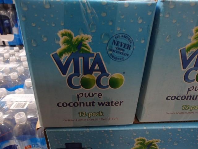 Vita Coco Coconut Water Discount Costco