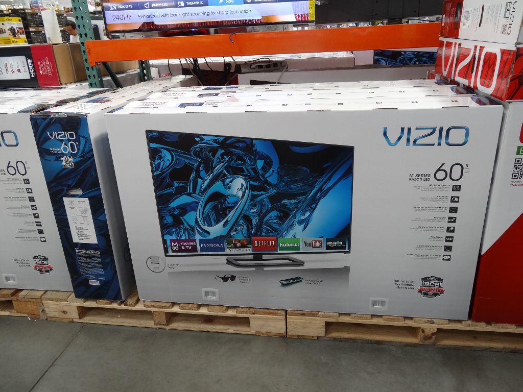 Vizio 60 Inch LED TV M601D-A3 Costco