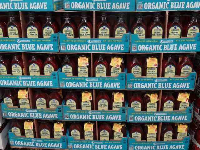 Wholesome Sweeteners Organic Blue Agave Costco