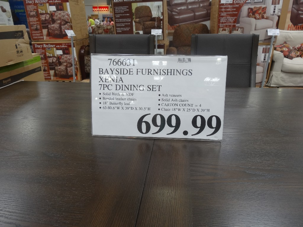 Dining Table Furniture Costco Dining Table Bench