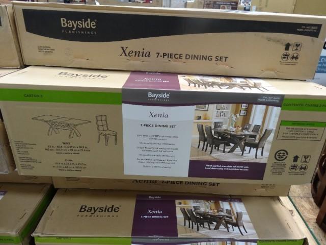 Xenia Dining Set Costco
