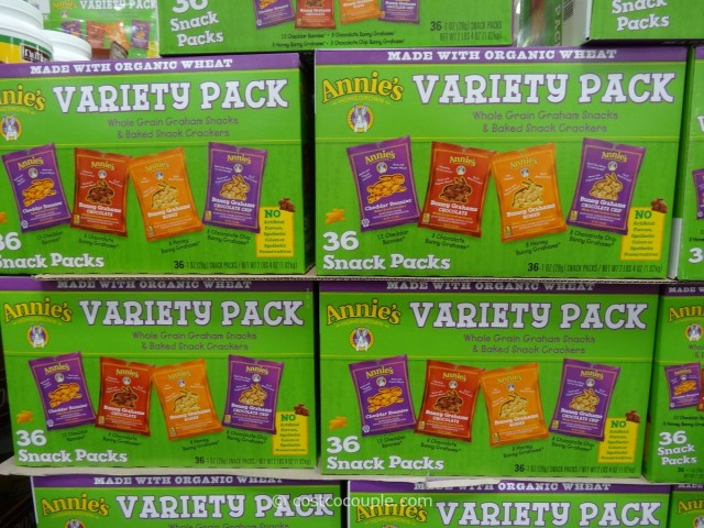 Annie's Organic Variety Pack Costco 1