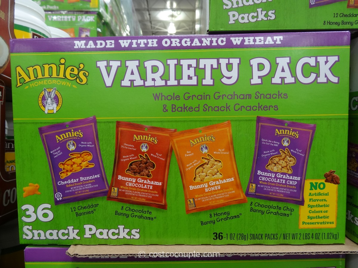 Annie's Organic Variety Pack Costco 2