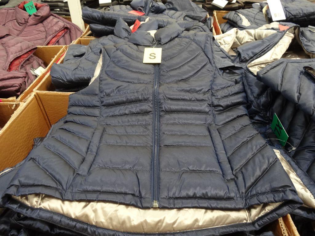 Bernado Ladies Packable Down Vest