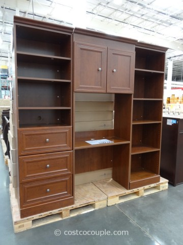 Bestar Peyton Wall Unit Costco 7