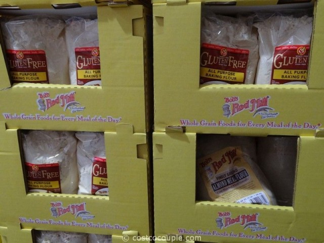 Bob's Red Mill Gluten Free Flour Costco