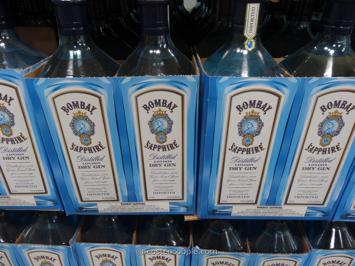 Bombay Sapphire Gin Costco 1