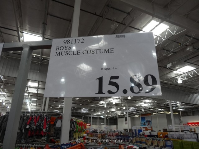 Boys Muscle Costume Costco 1