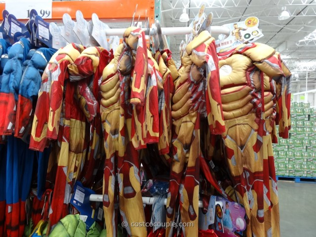 Boys Muscle Costume Costco 10