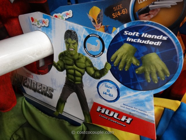 Boys Muscle Costume Costco 12