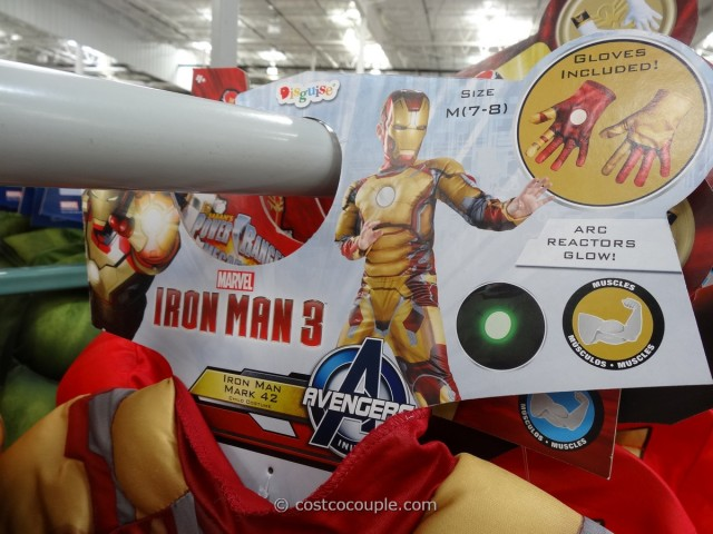 Boys Muscle Costume Costco 4