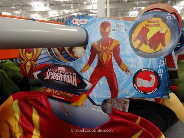 Boys Muscle Costume Costco 5
