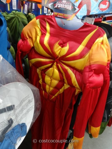 Boys Muscle Costume Costco 6