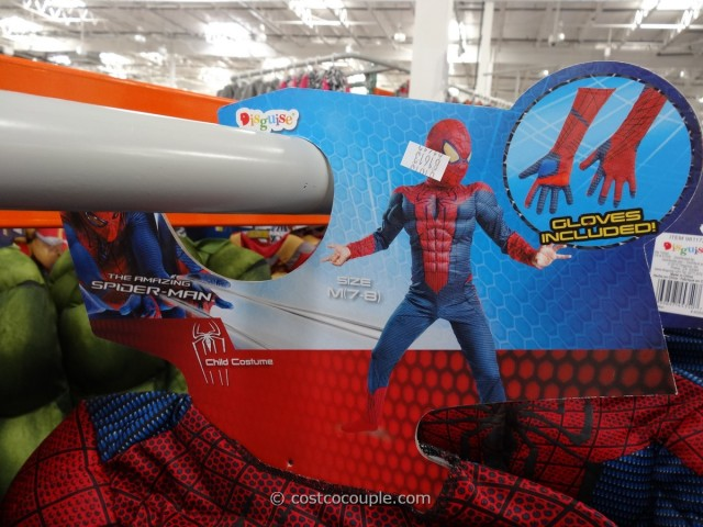 Boys Muscle Costume Costco 8