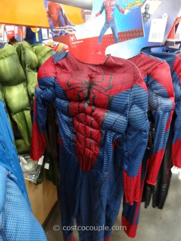 Boys Muscle Costume Costco 9