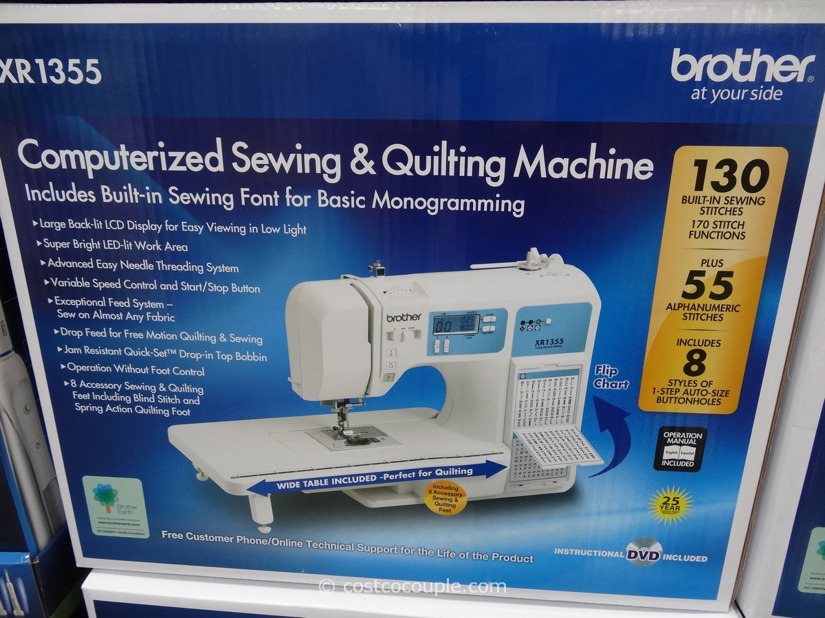 sewing machine costco