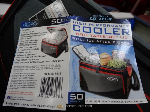 California Innovations Collapsible Cooler Costco  6