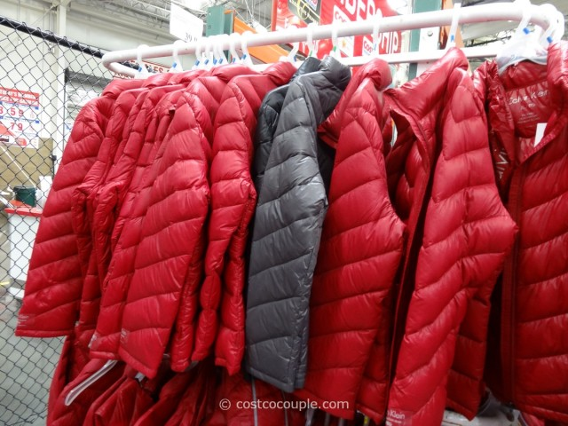 Calvin Klein Ladies Packable Down Jacket Costco 5