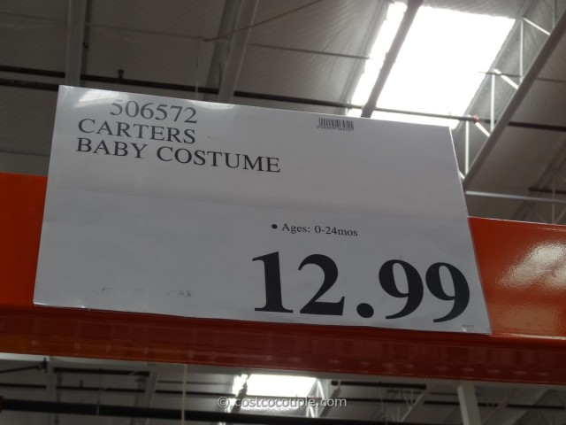 Carters Baby Costume Costco 8