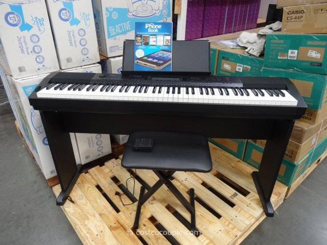 Casio Digital Piano CDP220 Costco 1