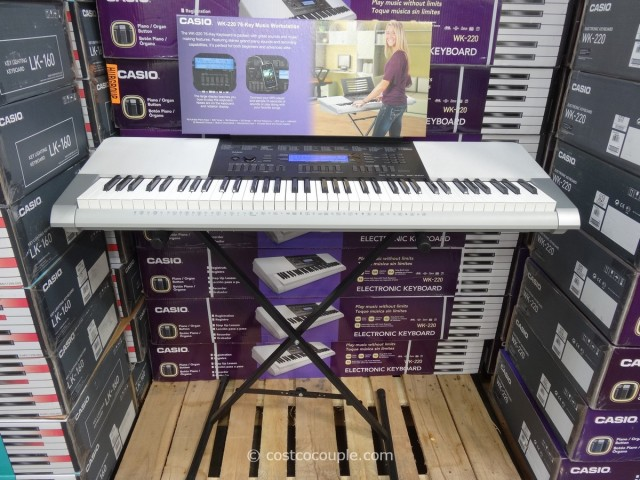 Casio Electronic Keyboard Costco 6
