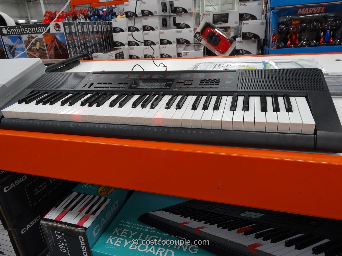 Casio Key Lighting Keyboard Costco 2