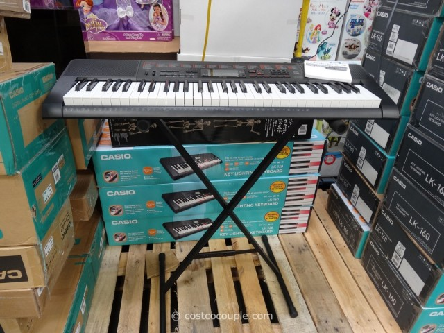 Casio Key Lighting Keyboard Costco 9