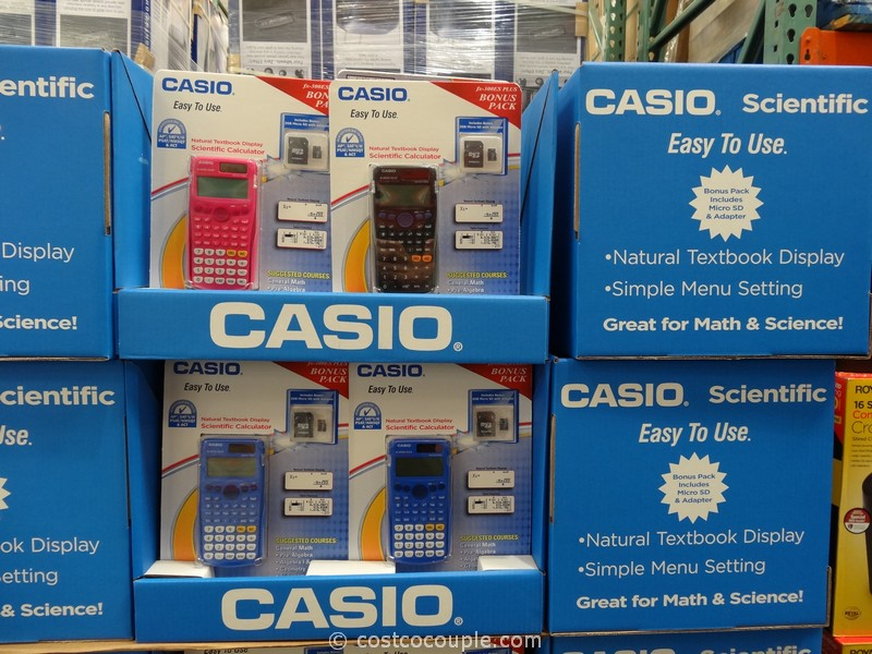 Casio Scientific Calculator Costco