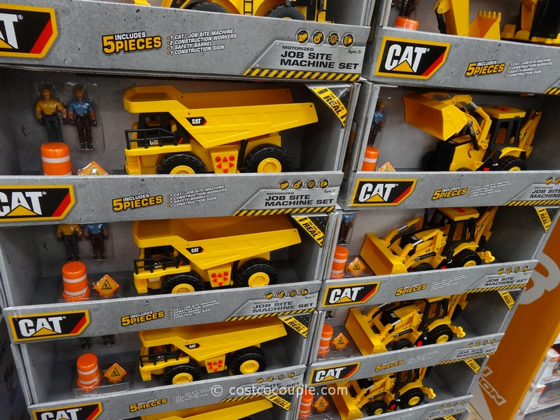 Cat Jobsite Machine Costco