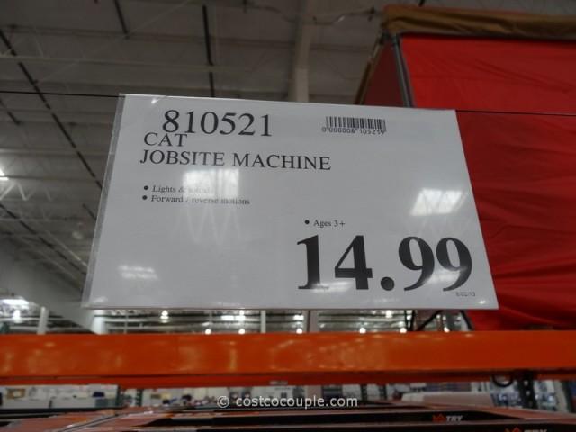 Cat Jobsite Machine Costco