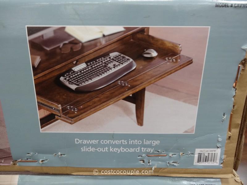 Bayside Furnishings Cavallino Writing Desk