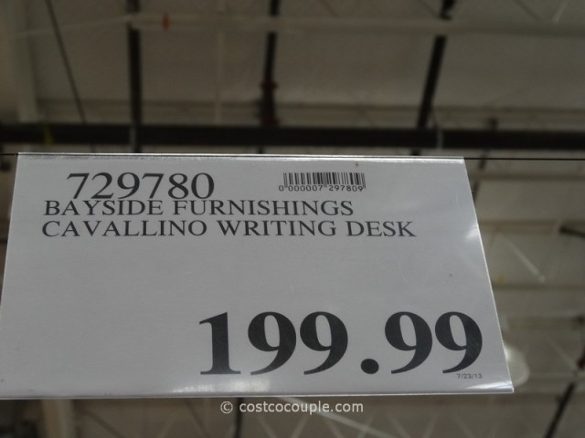 Cavallino Writing Desk Costco
